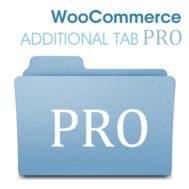 WooCommerce Additional Tab Pro
