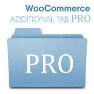 WooCommerce Additional Tab Pro
