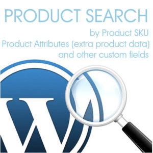 WooCommerce Advanced Search