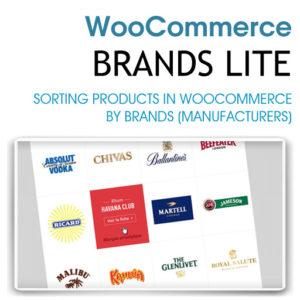 WooCommerce Brands (Manufacturers) LITE