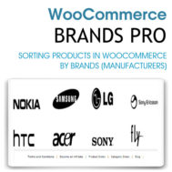 WooCommerce Brands (Manufacturers) PRO