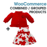 woocommerce combined grouped products