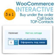 WooCommerce Interactive
