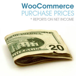 WooCommerce Purchase Prices. Reports on net income. Entry price