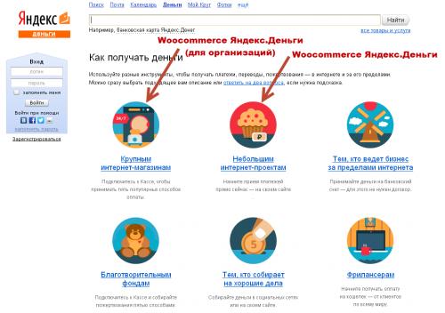 Как получать деньги | Яндекс.Деньги