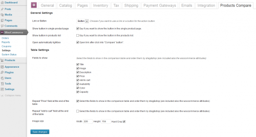 YITH-WooCommerce-Compare-screenshot-3
