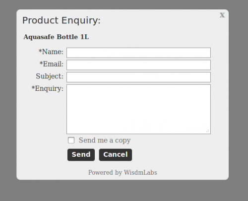 product-enquiry-for-woocommerce-screenshot-3