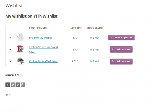 yith-woocommerce-wishlist-screenshot-2
